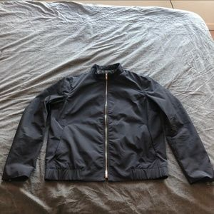 Theory nylon field jacket (large)